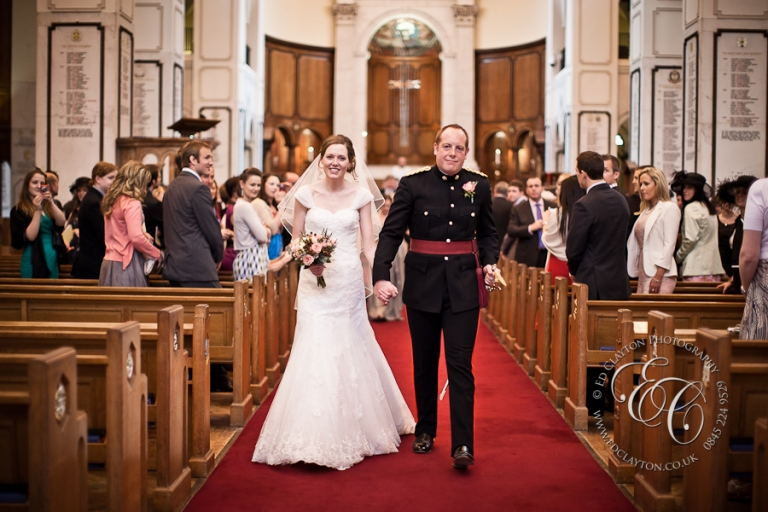 military wedding photographer